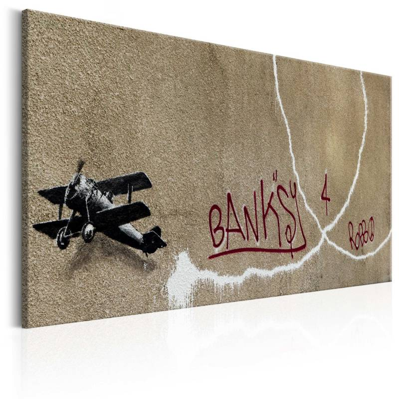 Obraz  Love Plane by Banksy